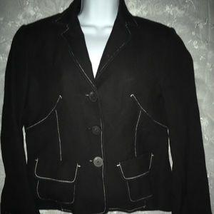 Philippe Adec Women's Blazer/Suit Jacket   Size 10